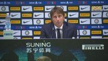 """Inter, stoccata di Conte a Sarri: """"Stia sereno, ora sta con i forti"""""""