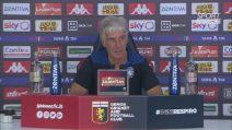 """Genoa, Gasperini: """"Var rotto. Gli arbitri si sono scusati"""""""