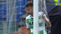 Serie A: Roma-Sassuolo, il gol di Mkhitaryan