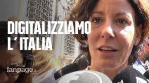 """Governo, il ministro Pisano: """"Sono molto emozionata, digitalizzeremo l'Italia"""""""