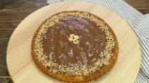 Hazelnut pie: a delicious and unique dessert!