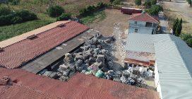 """Greenpeace: """"Scoperto in Turchia un sito illegale di stoccaggio di plastica proveniente dall'Italia"""""""