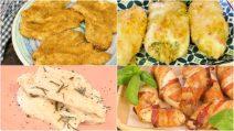 4 ricette con il pollo che vi faranno venire l'acquolina in bocca!