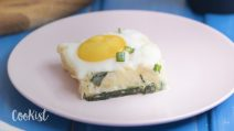 Egg and potato casserole: a delicious and quick dinner to make!