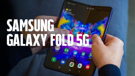 Galaxy Fold, abbiamo provato come Samsung ha risolto i problemi (ma non arriverà in Italia)