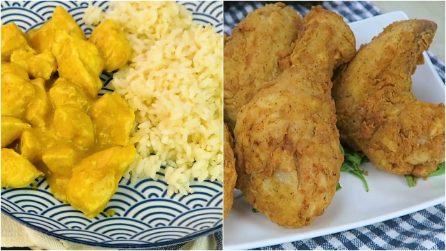3 modi per cucinare il pollo in modo sfizioso e saporito!