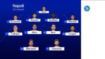 Champions, Napoli: idea Llorente con il Liverpool, la probabile formazione
