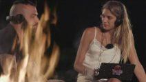 Temptation Island VIP, il falò di confronto tra Damiano e Sharon