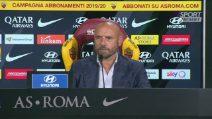 """Roma, il ds Petrachi: """"Ho fatto sentire Dzeko importante"""""""