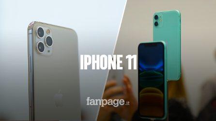 Abbiamo provato i nuovi iPhone 11 e iPhone 11 Pro Max