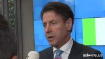 """Conte a Bruxelles: """"Massima disponibilità a trovare un accordo sui ricollocamenti dei migranti"""""""