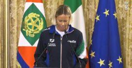 Nuoto, Pellegrini a Mattarella: caro presidente proteggi lo sport