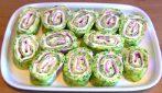 Rotolo zucchine e prosciutto al forno: un secondo piatto sfizioso e buonissimo