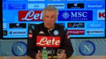"""Ancelotti: """"Spogliatoi? Spero sia tutto a posto"""""""