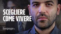 """Eutanasia, Roberto Saviano: """"Scegliere come morire vuol dire scegliere come vivere"""""""