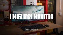 I migliori monitor del 2019