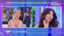 """Carmen Di Pietro: """"Ho sbattuto mio figlio 18enne fuori di casa"""""""