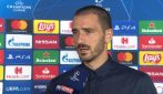 "Champions, Bonucci: ""Juve tra le favorite ma serve fortuna"""