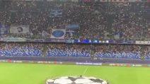Napoli-Liverpool, l'urlo Champions del San Paolo mette i brividi