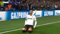 Champions, Chelsea-Valencia 0-1: gol e highlights