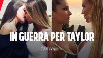"""Bacio tra Taylor Mega e Giorgia Caldarulo, Erica Piamonte: """"Mi hai tradita, non ti fai schifo?"""""""