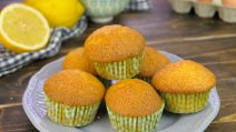 Carrot Muffins: moist and fluffy!