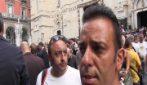 """San Gennaro 2019, operai Whirlpool davanti al Duomo: """"Vogliamo certezze"""""""