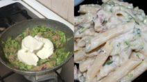 Pasta con zucchine e tonno: il primo piatto cremoso e buonissimo