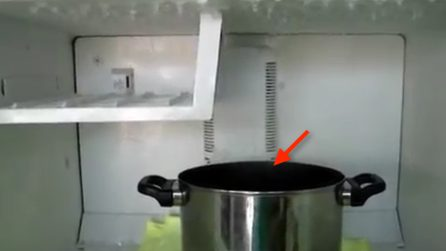 How to defrost the freezer easily and quickly