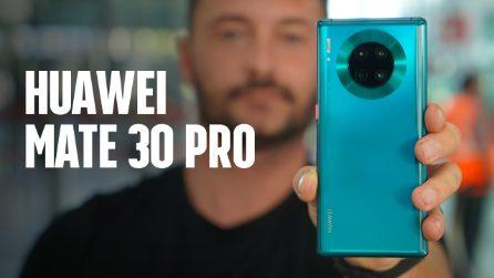 Abbiamo provato il Huawei Mate 30 Pro
