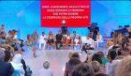 """Uomini e Donne, Massimo Colantoni rivede Ilaria Teolis: """"Sembri un puffo"""""""