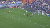 Serie A, Sampdoria-Inter 1-3: gli highlights e i video dei gol