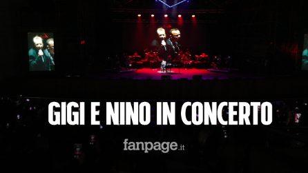 """I fan di D'Angelo e D'Alessio per la prima volta insieme: """"Stavamo litigando anche noi per loro"""""""