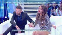 "Domenica Live, Francesca De André e Giorgio Tambellini: ""Ingannati da Fabrizia"""