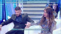 """Domenica Live, Francesca De Andrè: """"Le litigate con Giorgio Tambellini durano pochi minuti"""""""