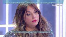 """Domenica Live, Francesca De André: """"Mio padre Cristiano mi ha teso una mano? Caz**te"""""""