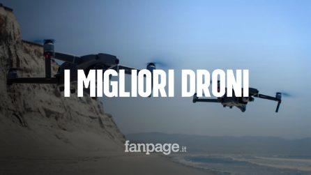 Miglior drone con telecamera per fascia di prezzo