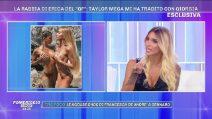"""Erica Piamonte: """"Ho passato l'estate con Taylor Mega"""""""