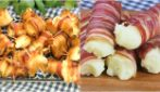 3 bacon ideas to make a perfect and delicious snack!