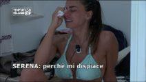 """I sensi di colpa di Serena Enardu: """"Sto pensando di lasciare Pago"""""""