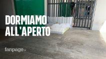"""CPR Ponte Galeria, le condizioni dopo la rivolta: """"Dormiamo all'aperto"""""""