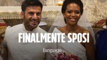 Marco Maddaloni ha sposato Romina, la proposta nella finale de L'isola dei Famosi