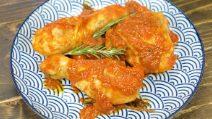 Pollo alla cacciatora: il secondo di carne gustoso e saporito pronto in pochi passi!