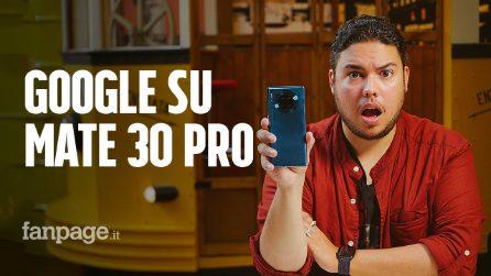 Abbiamo installato le app di Google sul Mate 30 Pro di Huawei