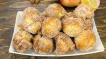 Frittelle di mele gonfie e veloci: come prepararle in pochi minuti!