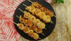 Quick and easy to make chicken skewers