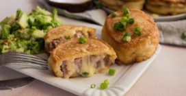 Girelle di carne impanate: l'idea originale a cui non avete mai pensato!