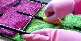 Come pulire le griglie del piano cottura con il limone