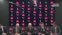 """Milan, Pioli: """"Idee, intensità e spregiudicatezza. Lo slogan è vincere"""""""