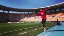 Elmas si diverte in nazionale: il centrocampista del Napoli segna una rete spettacolare
